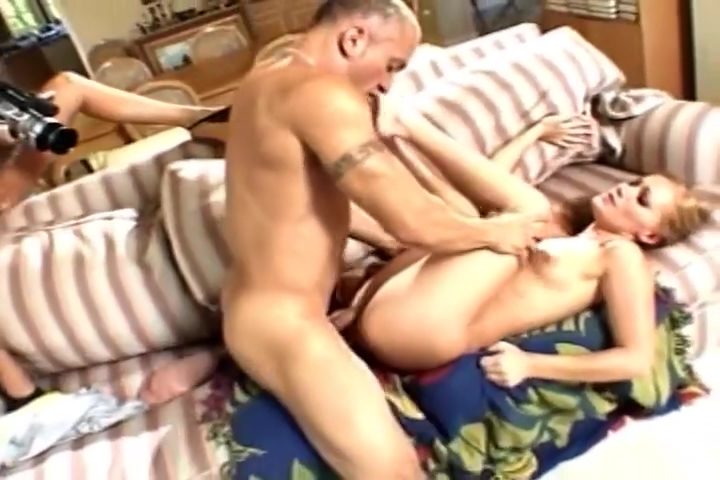 Sexy Blondes Get Their Pussies Pounded In This Threesome Student nude couple sex