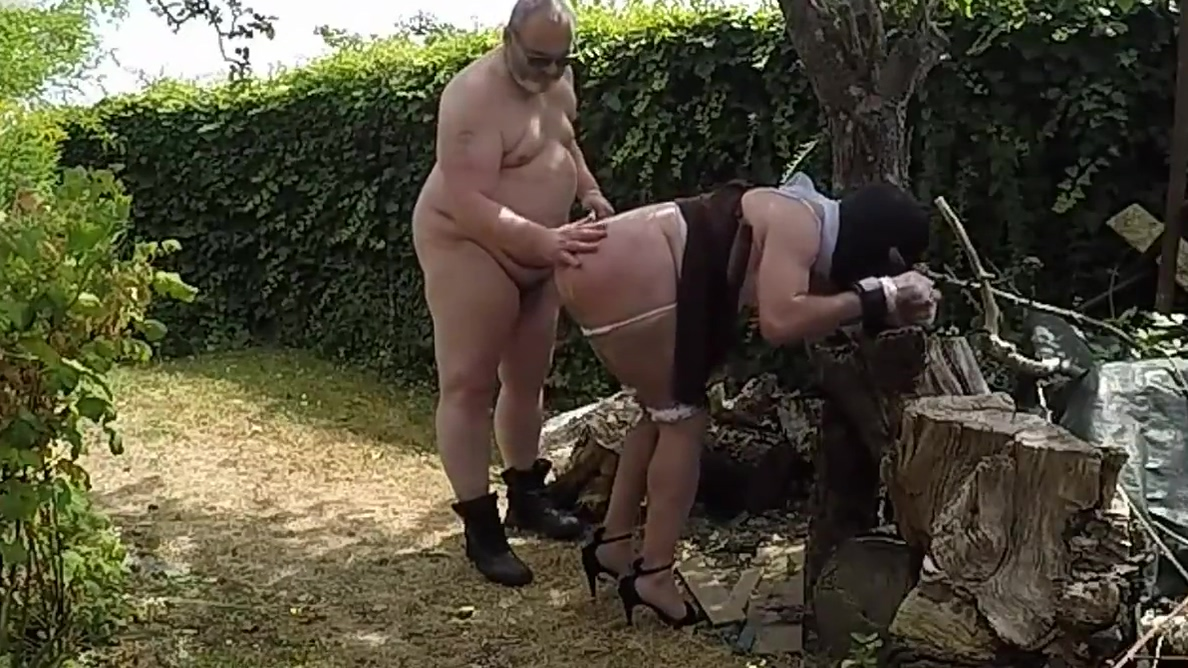 Long whipping session outdoor Aidra Xxx New