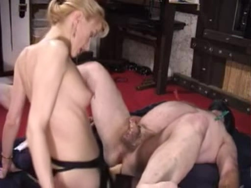 Fisting her Male Slave Jacob ladder more markie