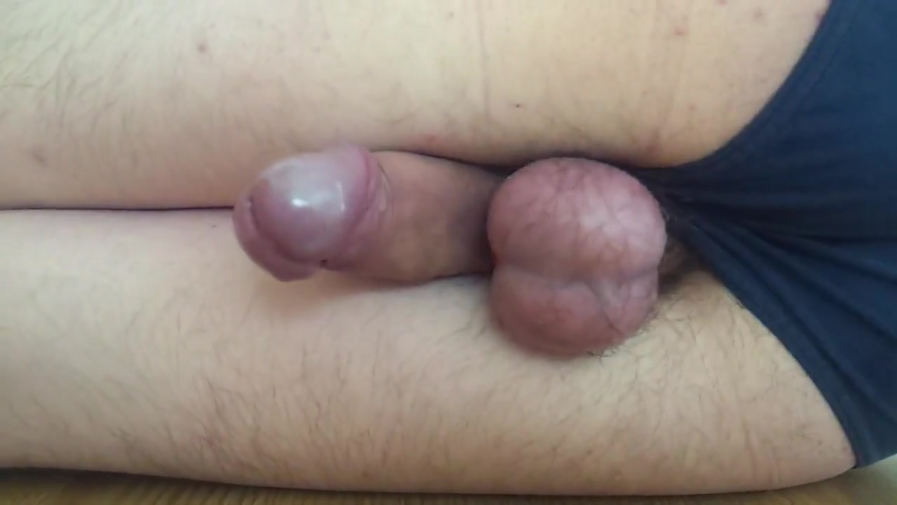 Vibrator fun with cock & balls between my legs + cumshot Cc sheffield nude