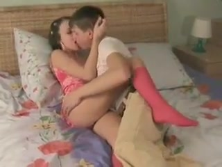 Teen couple having a vehement fuck porn sex germany missionary