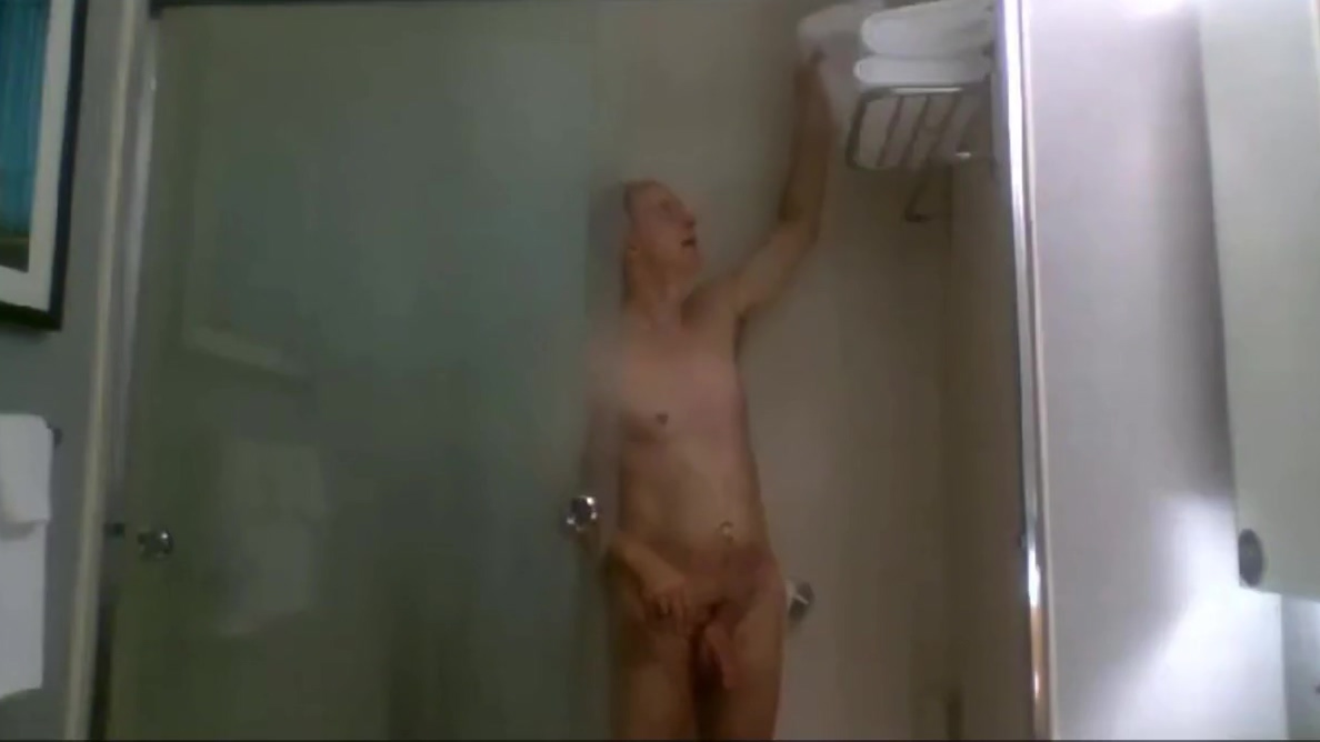 daddy takes a shower in a hotel Vanessa Cage Movies