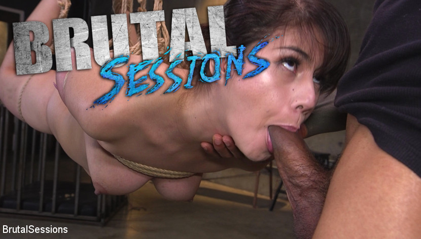 Little Man: Mia Little Punishes and Pegs Papa Georgio - BrutalSessions