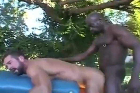 Will West and Ben Gunn in Bareback Beef (Massage Full Scene) Thick ebony babes pussy harvest time