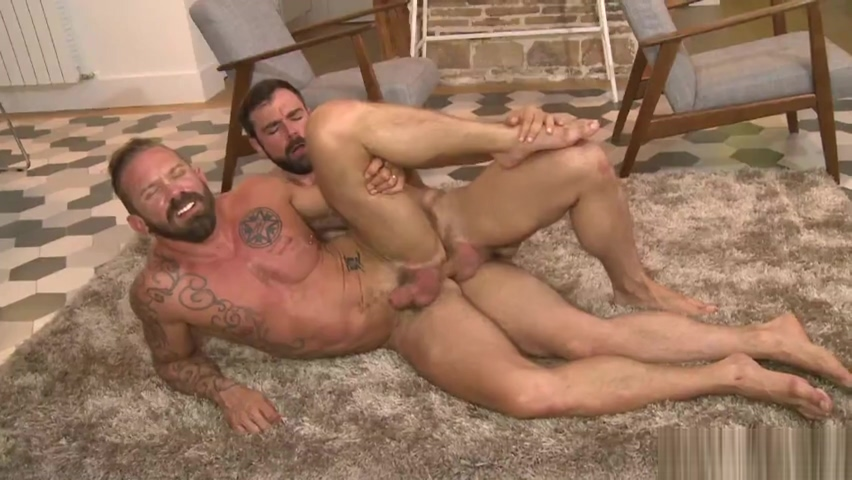 JOSE QUEVEDO & STEPHAN RAW - KB home slave bdsm video