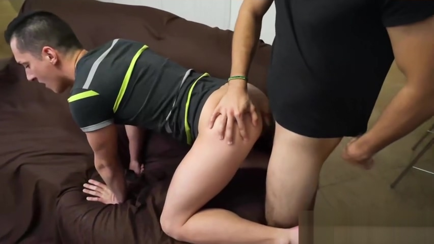 Twink chokes on his stepbrothers hairy cock and he moans Ava Knight Porn