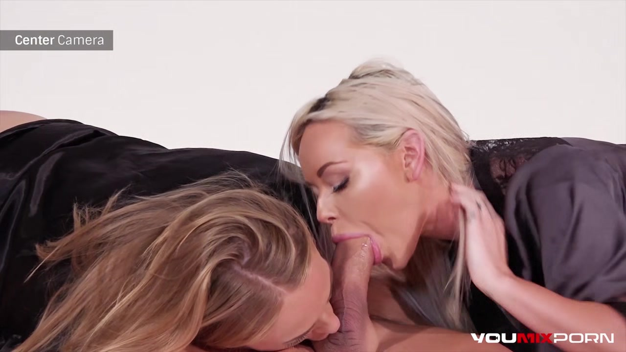 YOUMIXPORN Interactive Extreme anal massage threesome with sweet Ivana Sugar and busty Blonde Rachele Richey Read translate