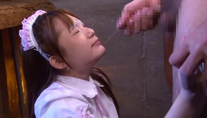 Cute Japanese slut gets loads on her face Windows Sex Games