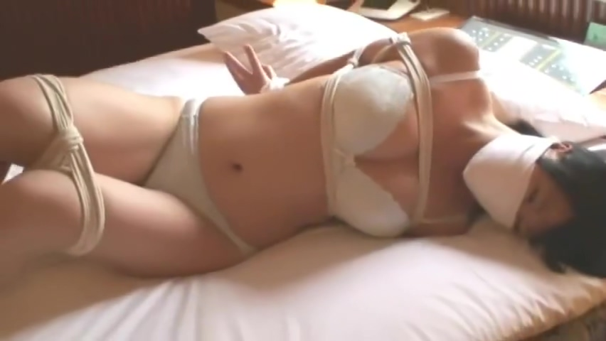 japanese bed bondage 2 milfs 1 boy