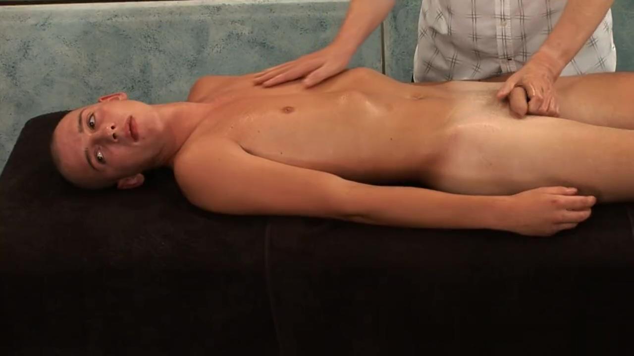 Twink Massage Mature nude photographs