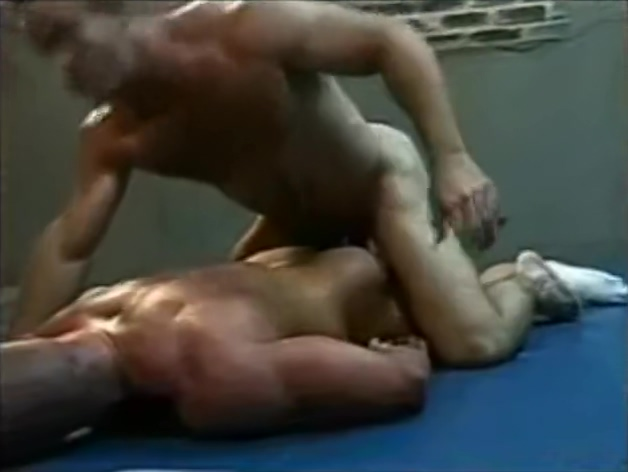Wrestling Meat - Muscle Men Wrestle And Fuck Girl spitting cum tumblr xxgasm