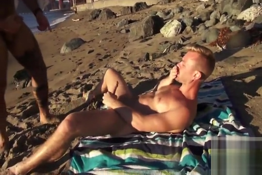 Fill Me Up on the Warm Sand Hunter Teddy Free anal flv