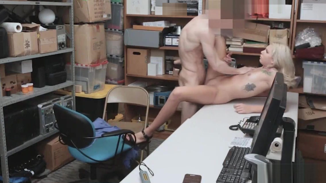 Chanel submit herself to officer Ryan raunchy gay porn videos