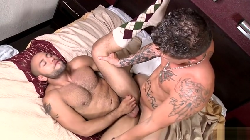 Sebastian Young & Leo Forte - Stake Out 1 girls from bleach naked
