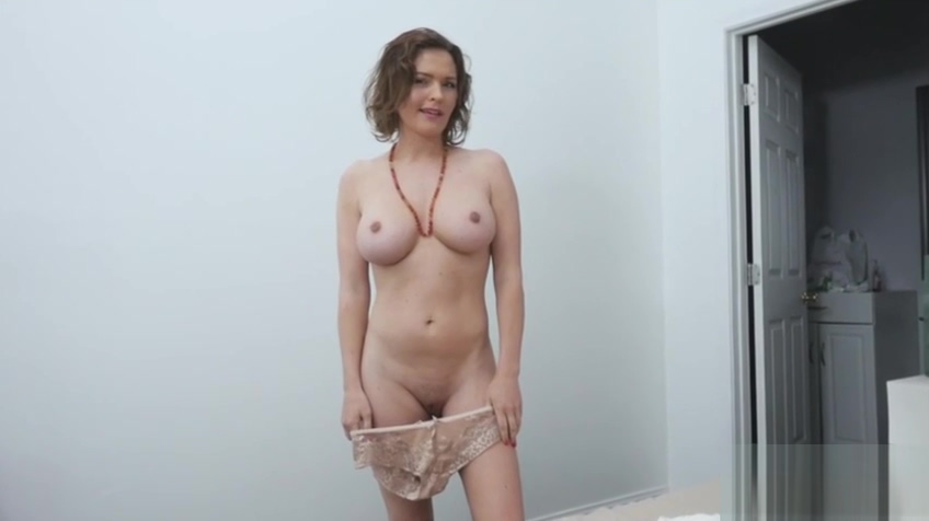 Mom is such a tease british milf natural tits xxx