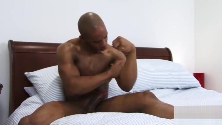 Hot muscle black guy with big cock solo! Nude hot chicks doing stuff