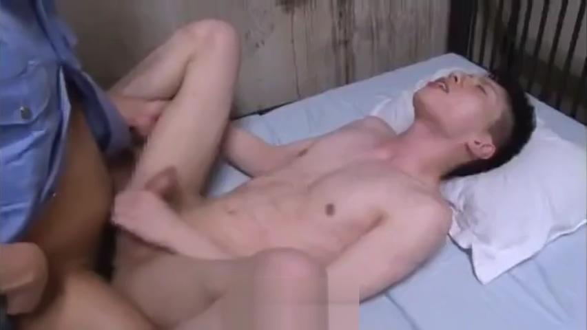 OUTBREAK Prisoner Tomo Gets Fucked Dressed undressed pussy