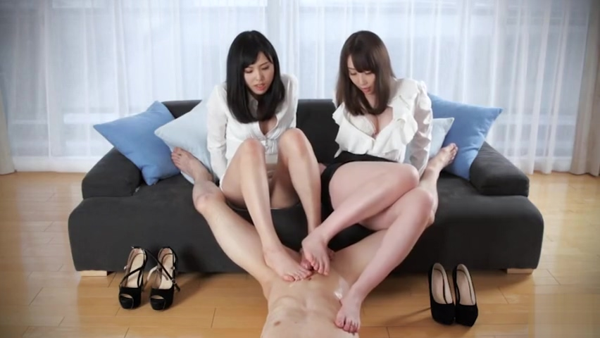 feet job 3 Outstanding Students Join The Sister-Hood