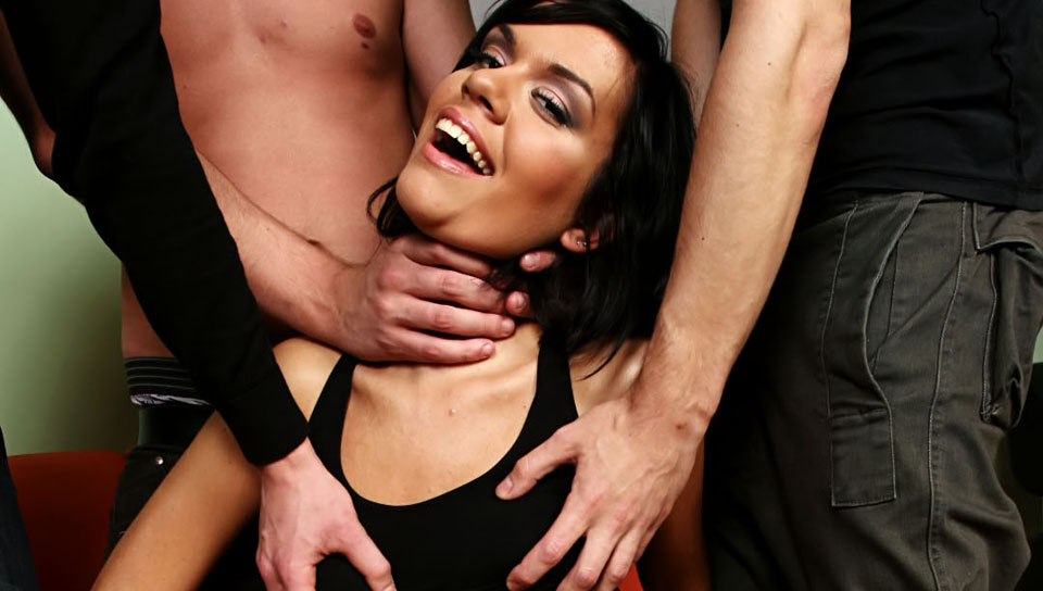 Tina Evil, Oliver Strelly, Timo Hardy in University Gangbang #06, Scene #03 Adult marathi women video