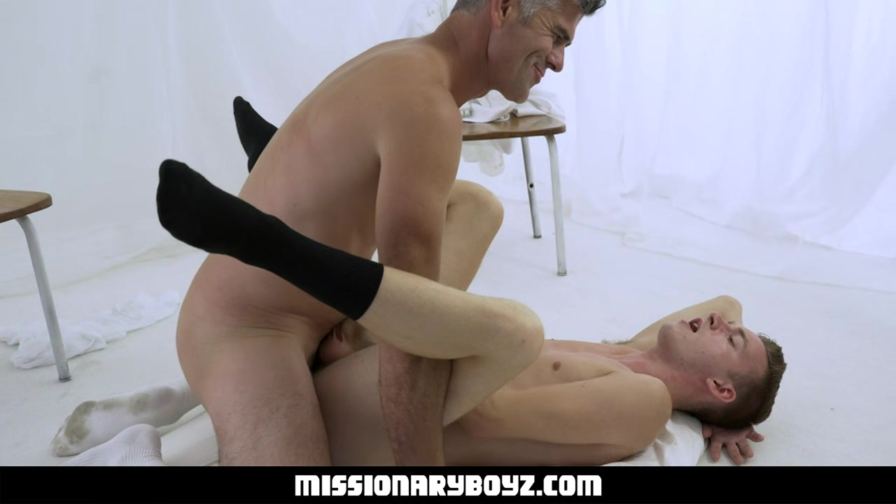MissionaryBoyz - Sexy Priest Penetrates An Innocent Missionary Boy In The Temple Sexy gay snapchat