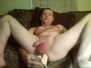 nakedguy1965 dildo fucking my ass on cam Sexy valentines day outfit