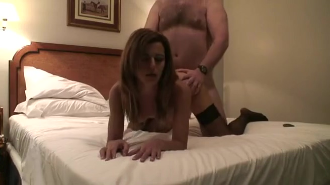 Doggystyle Fuck With Brunette Madelyn Monro