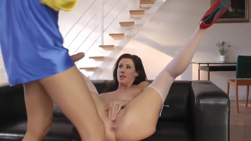 British glam mature cocksucking lucky clown Lesbian hotties get oral