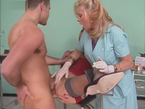 Dr Babette - sc1 Real losing virginity videos