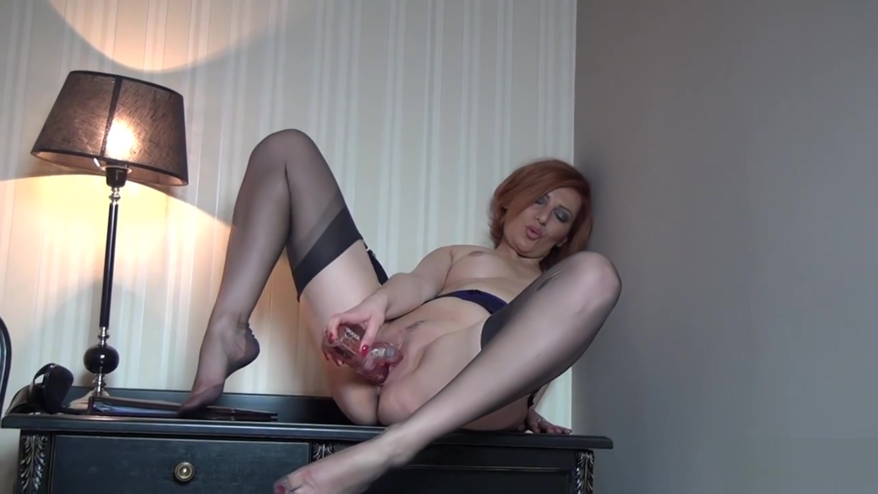groping on her pussy and she cums with every finger