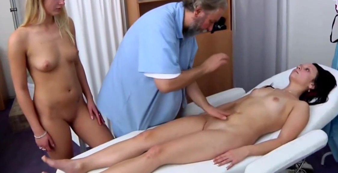 Perverted Doctor Gynos Two Teen Sluts Nicole austin coco hot porn