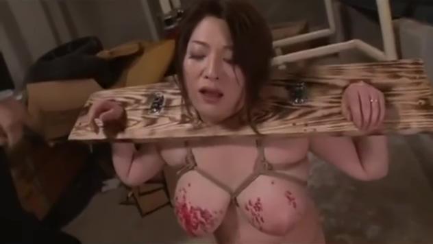Japanese milf Bdsm Lesbian House Hunters Part 9