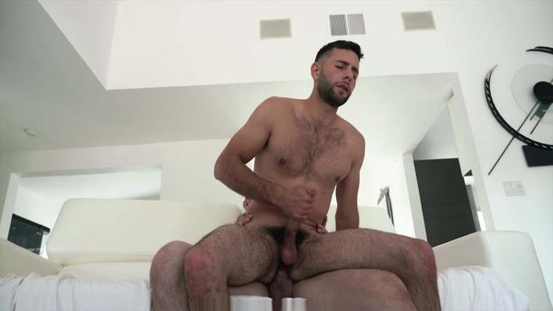FamilyDick - Young Stepson Sucks His Burly Stepdad Into Orgasmic Ecstasy Another word for elderly