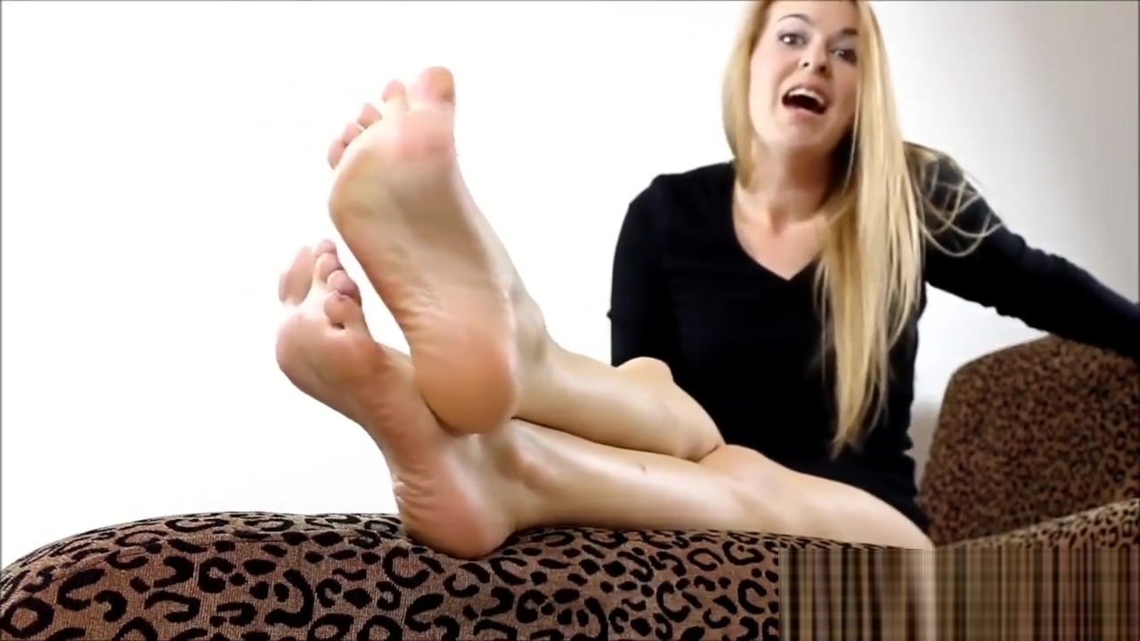Thick Blonde Feet Shemale alisha t
