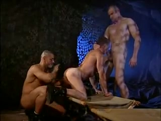 ThChe xxx interracial gangbang white wife slut slave anal rough sex 4
