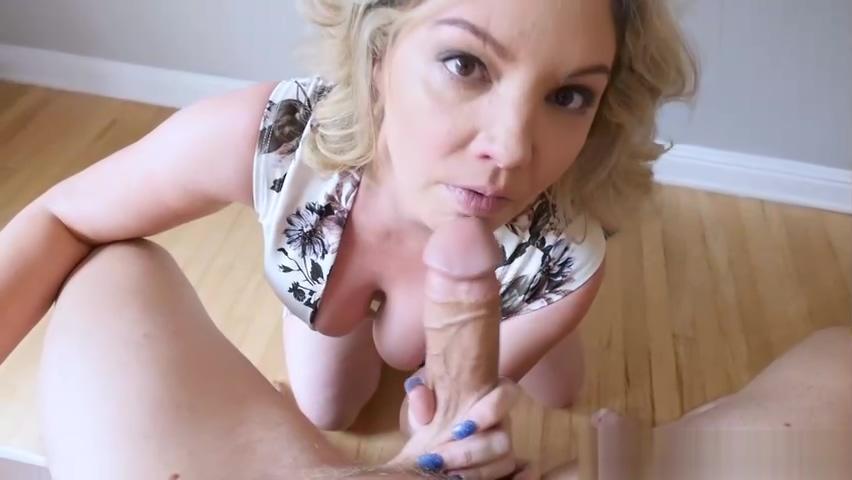 Busty MILF Stepmom Fucks Stepson new sexy free porn