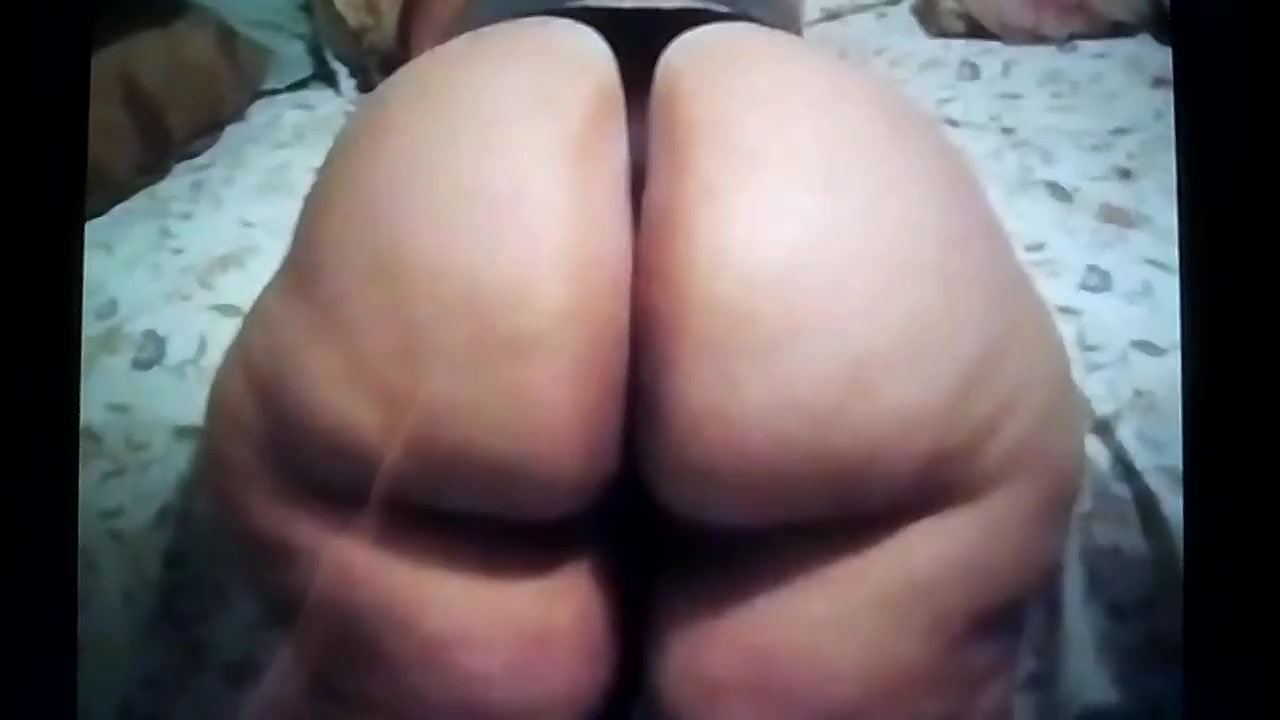Her Sexy Hot Big Fat BootyFull BBW Ass is willing for da Party Rene Yiki In A