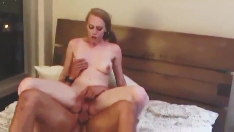 LucyLou bouncing Untouched twink ass
