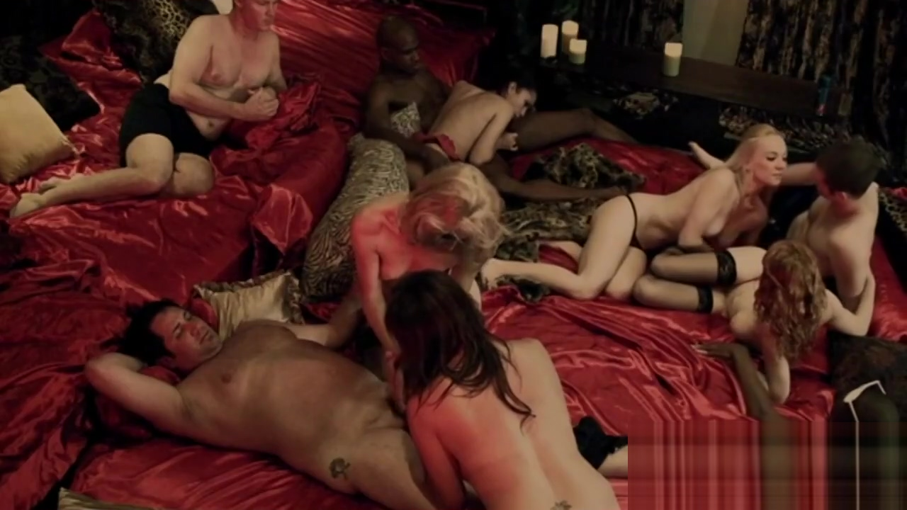 Swinger group pleasing a lucky babe having birthday Real women with big tits tumblr