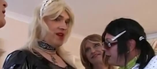 crossdresser party hot men with huge cock