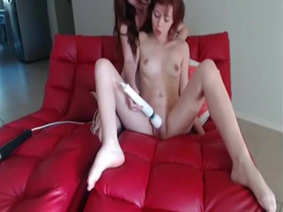 Amateur Lesbian Teens Toying finger fuck me as