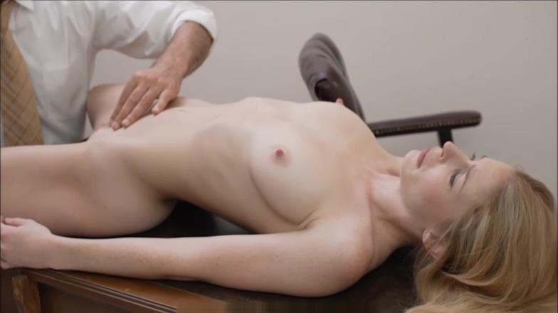 Hot Mormon Teen Sister Davis Orgasms For Church Prez
