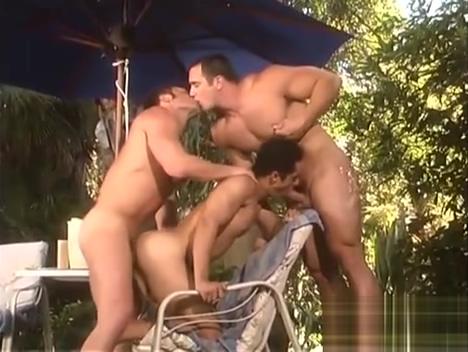 Alencar Versatile 3some Thick ebony cock