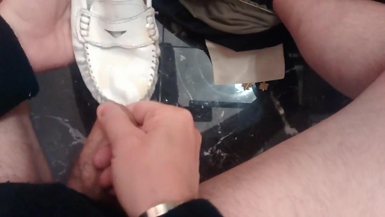 Shoejob flat loafer Kathy shower sex