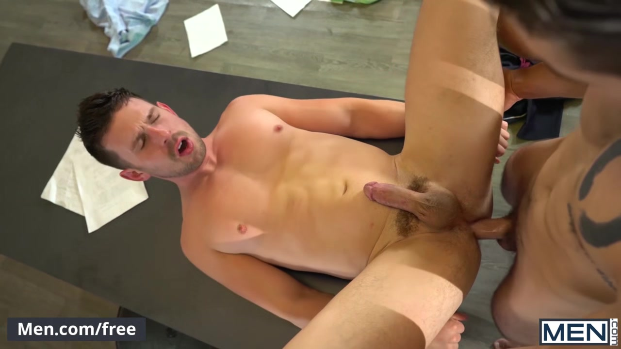 Men com Dante Colle Casey Jacks Alaska Thunderfuck Ass Controller Part 9 Women with two different cup size tits