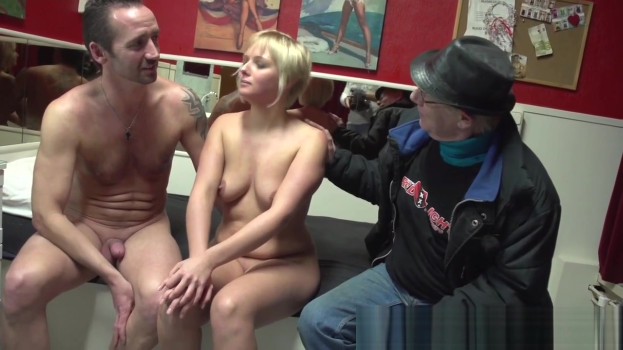 Banged dutch whore tugs anal big dick sex