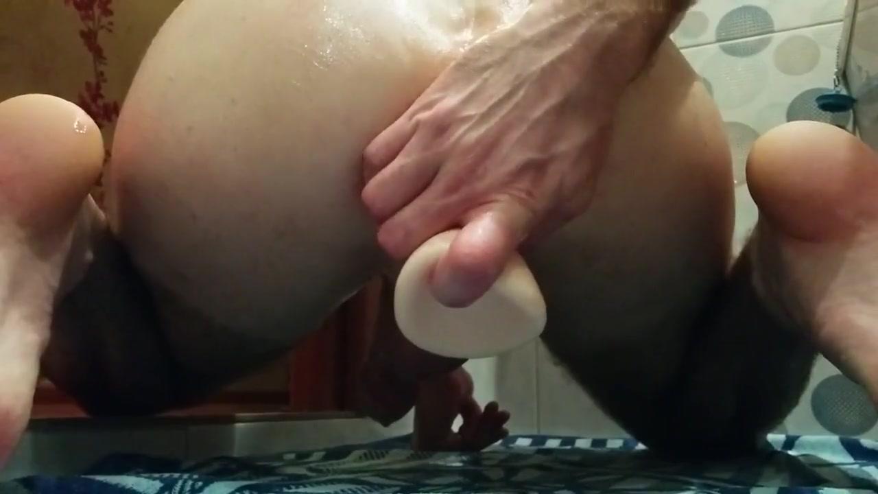 Huge toys in my ass, self fisting and cum blue film free vedio telugu