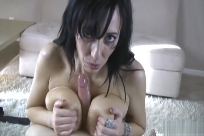 Alia Janine and Her Legendary Tits mature interracial first time