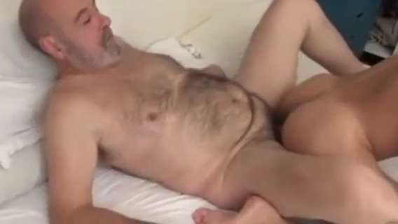 Gay son fucks with his dad thong and fuck me boots