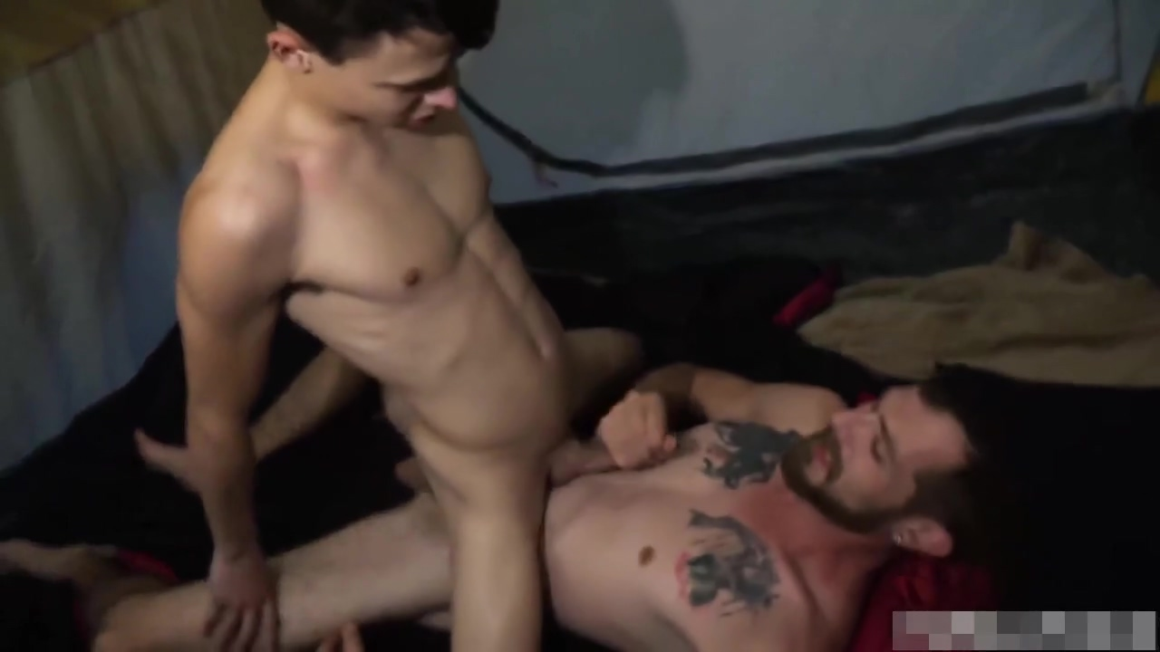 Aa Vid - Cute Boy Fucked In A Tent Oldmen meet in forest for sex