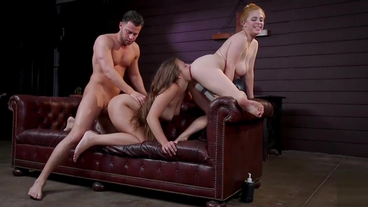 Sex Crazed Step-Sister Meets Her Match